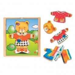 Puzzle Imbraca ursulica