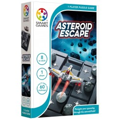 Asteroid Escape Smart Games