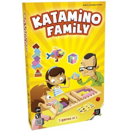 Joc Katamino Family