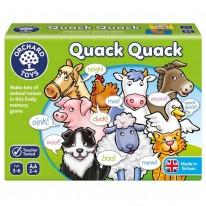 Joc de imitat Quack quack - Ghiceste animalul