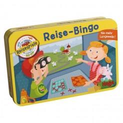 Joc de calatorie Bingo