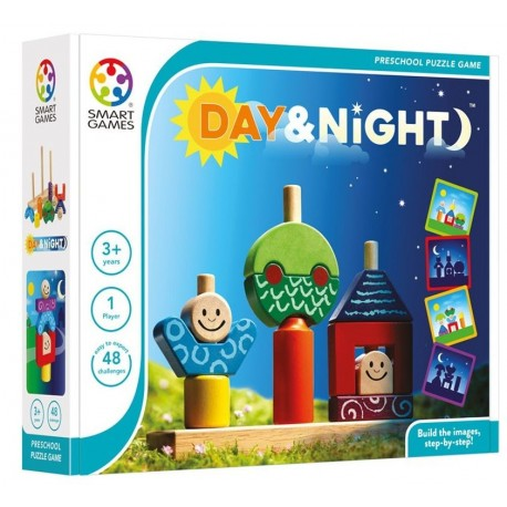Joc Day & Night Smart Games