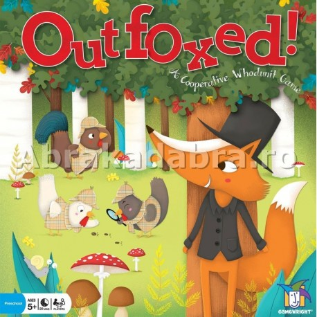 Joc Outfoxed