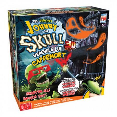 Joc Johnny Scheletul 3D