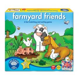 Joc educativ Prietenii de la ferma