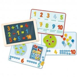 Joc magnetic cu cifre