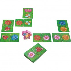 Joc domino printesa florilor