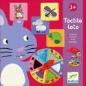 Joc loto copii animale pentru dezvoltarea simtului tactil