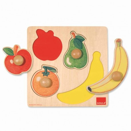 Incastru fructe