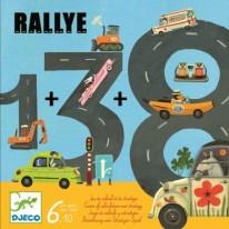 Joc Trasee si kilometri Rallye Djeco