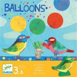 Joc de societate Baloane Djeco