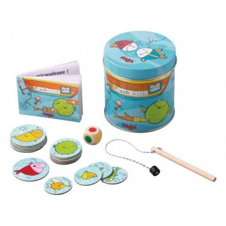 Mini joc de pescuit magnetic