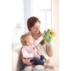 Manusa jucarie pentru bebelusi cu activități