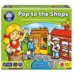 Joc educativ copii La cumparaturi - ambalaj deteriorat