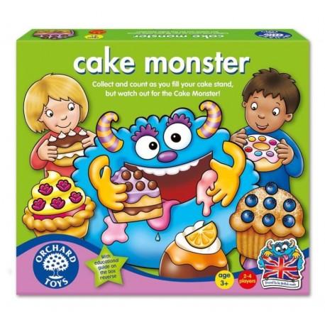 Joc educativ Monstrul prajiturelelor