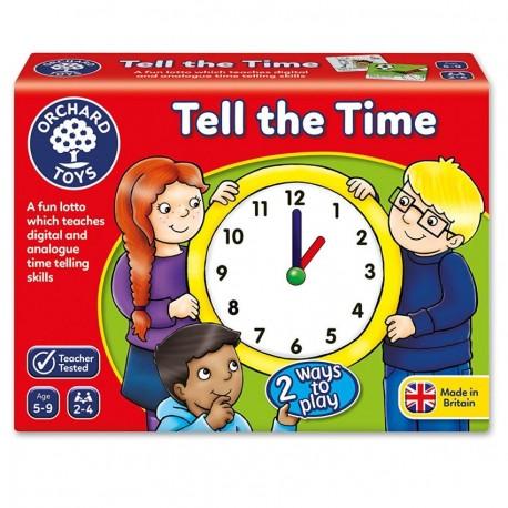 Joc Loto - Cat este ceasul