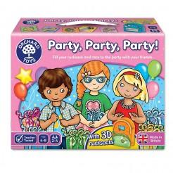 Joc Party, Party, Party