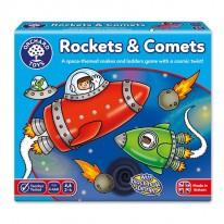 Joc Rachete si comete