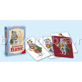 Joc de carti Cavalerii medievali
