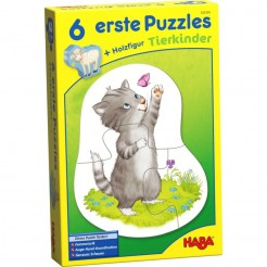 Puzzle pui de animale Haba