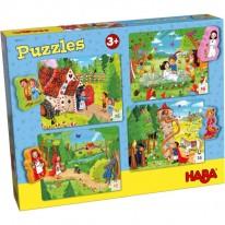 Puzzle Tara povestilor