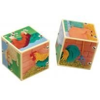 Cuburi cu sunete Animale domestice