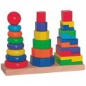 Set turnuri din lemn