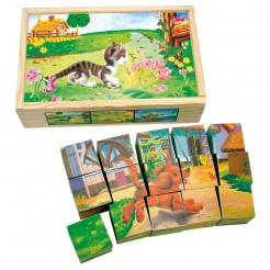 Cuburi cu animale domestice