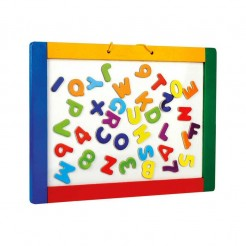 Tablita cu litere magnetice