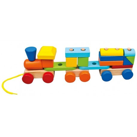 Trenulet de lemn