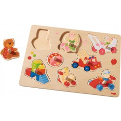 Puzzle cu buton 1 an