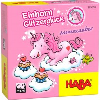 Unicorni Memo Magici