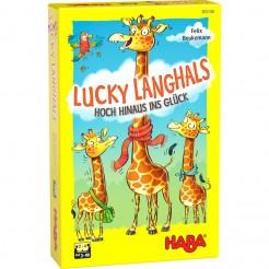 Girafa norocoasa