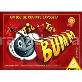 Joc Tic Tac Bumm