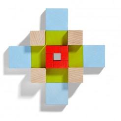 Joc de construcție logică și creativă 3D