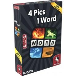 Joc de carti 4 Pics 1 Word