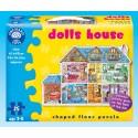 Puzzle fetite Casa papusilor