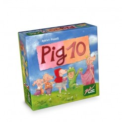 Joc de carti pentru copii 10 Purcelusi