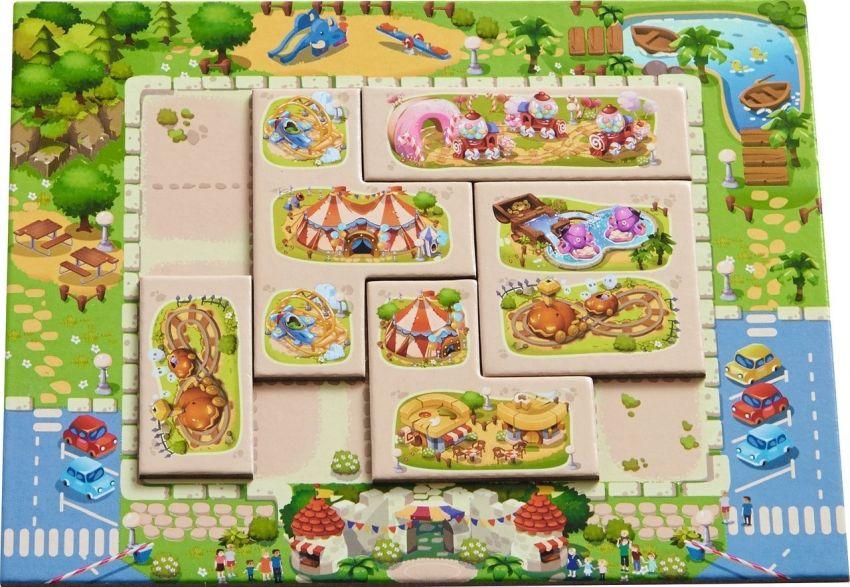Joc Parcul de distractii - Tiny Park Haba