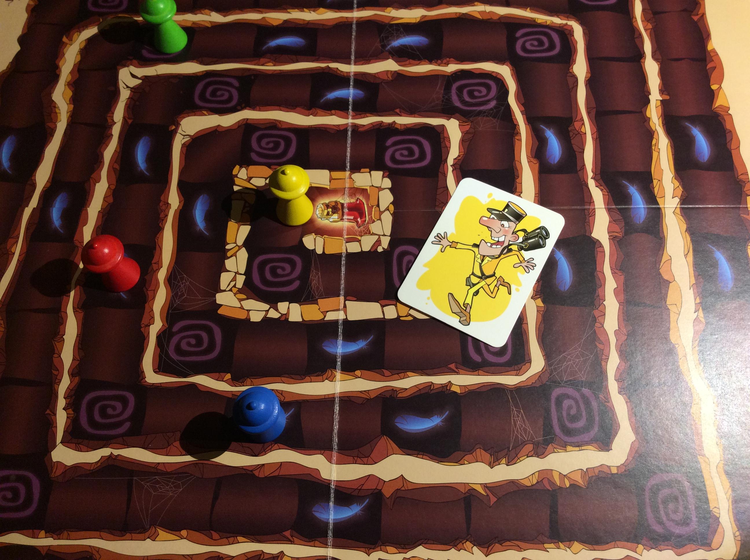 tabla de joc comoara ascunsa