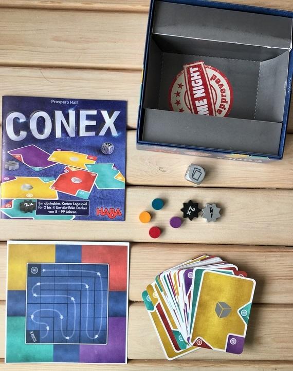 joc conex cutia de joc
