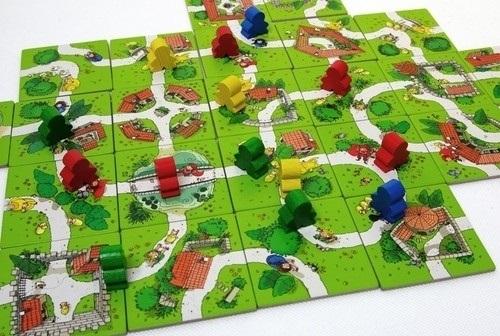 joc kids of carcassonne