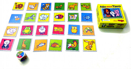 joc educativ cu animale