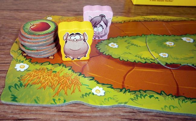 tabla de joc ich glaub schwein
