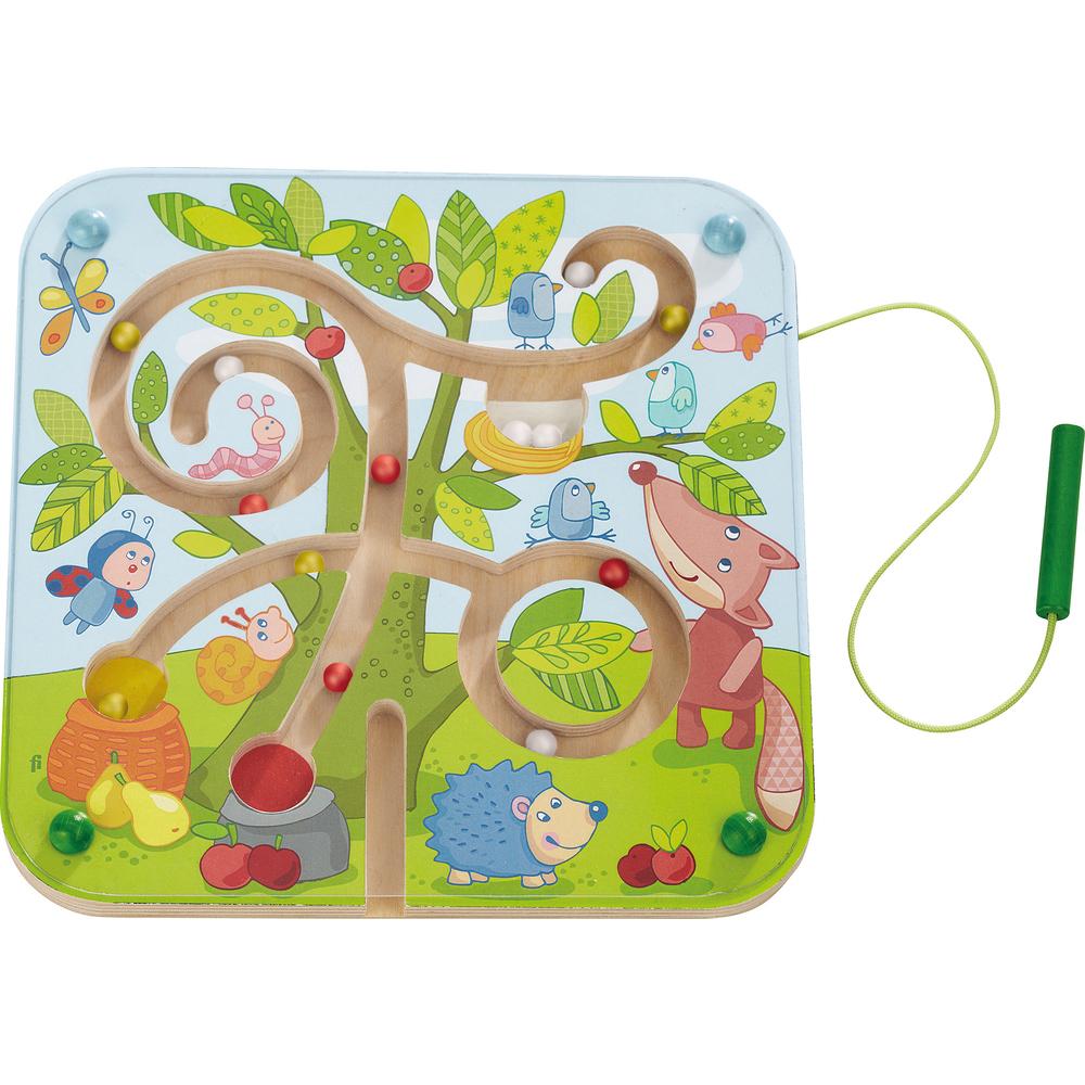 joc labirint magnetic haba copacul
