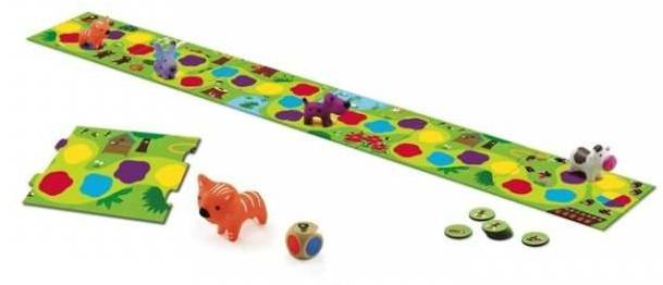 joc little circuit cu animale