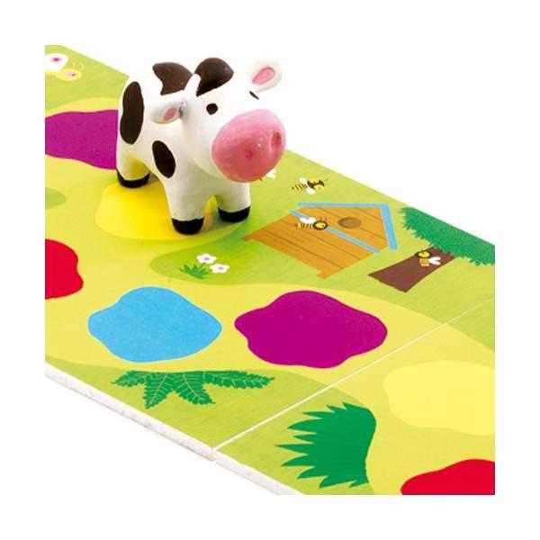 joc cu animale copii 2 ani