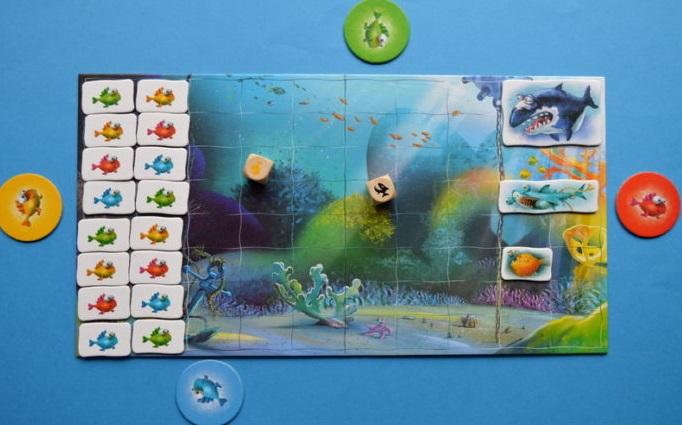 joc ascunzatoarea din recif