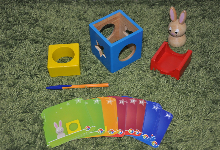 Joc Bunny Boo Smart Games