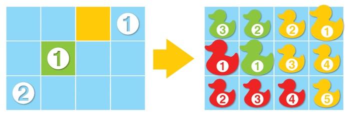Joc de logica si deductie Deducktion - provocare master